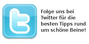 Der Strumpfshop ist auch bei Twitter
