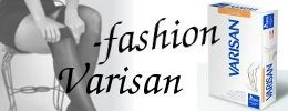 Varisan Fashion Kompressionsstrmpfe