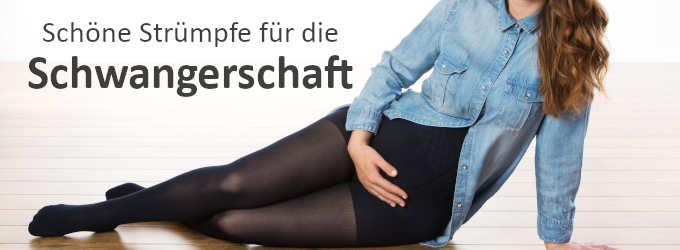 Stützstrümpfe in der Schwangerschaft – Schöne Beine